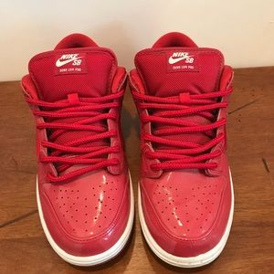 differently 33034 8df62 Nike Shoes | Dunk Low Pro Sb Red Space Jam | Poshmark